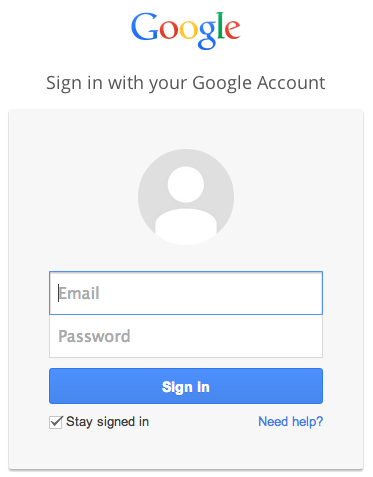 Image gallery log into gmail Google sites sign in